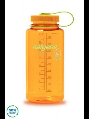 NALGENE Butelka WIDE MOUTH SUSTAIN 1 L clementine