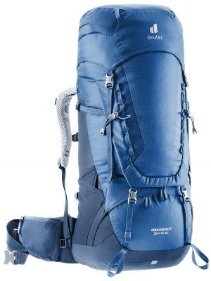 DEUTER Plecak trekkingowy damski AIRCONTACT 50 + 10 SL steel-midnight