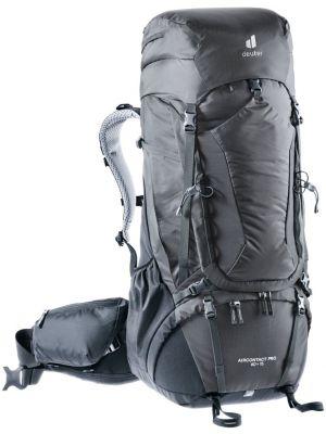 DEUTER Plecak AIRCONTACT PRO 60+15 graphite black