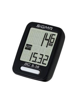 SIGMA Licznik rowerowy BC 5.16