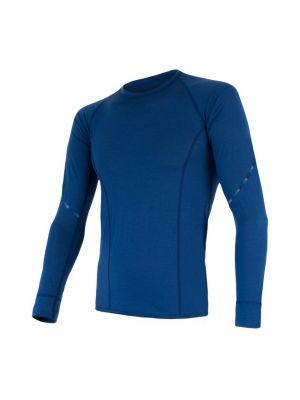 SENSOR Termoaktywna bluzka męska MERINO AIR TEE LS