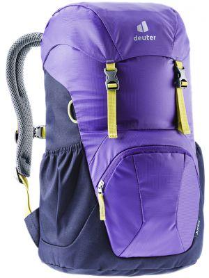 DEUTER Plecak dziecięcy JUNIOR violet navy