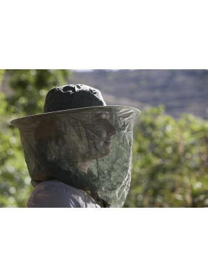 CARE PLUS Kapelusz z moskitierą POP-UP HEAD NET