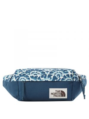 THE NORTH FACE Saszetka LUMBAR PACK monterey blue ashbury floral print
