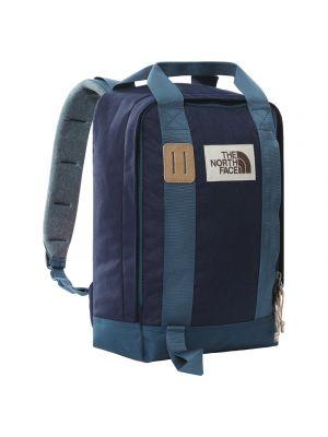 THE NORTH FACE Plecak miejski TOTE PACK tnf navy light heather/monterey blue/kelp tan