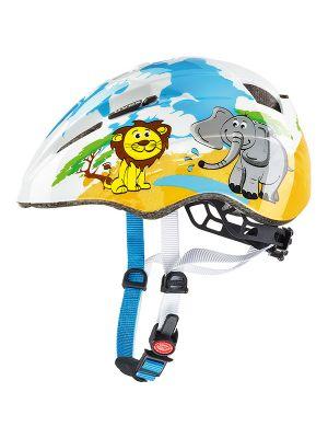 UVEX Kask rowerowy dziecięcy KID 2 46-52 cm desert