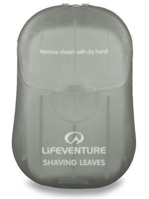 LIFEVENTURE Mydło do golenia w listkach