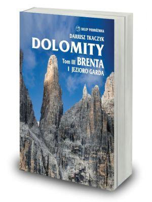 WSP Przewodnik Dolomity t.3 Brenta – Dariusz Tkaczyk