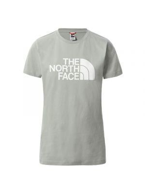 THE NORTH FACE Koszulka damska EASY TEE ss wrought iron