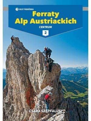 WSP Przewodnik Ferraty Alp Austriackich 2 - Centrum
