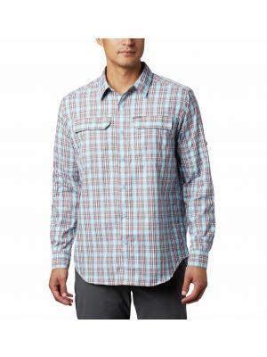 COLUMBIA Koszula męska SILVER RIDGE 2.0 PLAID LS