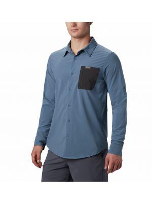 COLUMBIA Koszula męska TRIPLE CANYON LS SOLID