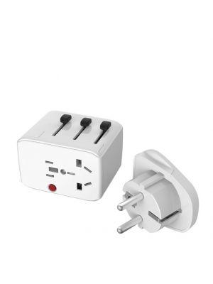 LIFEVENTURE Adapter USB WORLD TRAVEL ADAPTOR