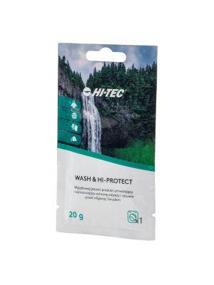 HI-TEC Impregnat do odzieży i obuwia WASH & HI-PROTECT 20 g
