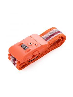 NATUREHIKE Pas zabezpieczający CROSS STRAP orange
