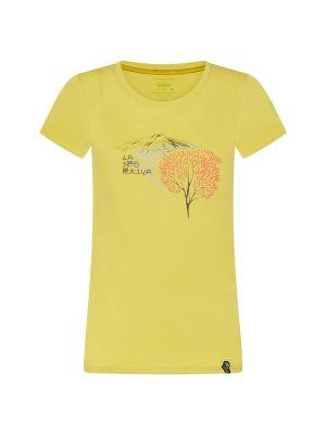 LA SPORTIVA Koszulka damska BLOOM T-SHIRT