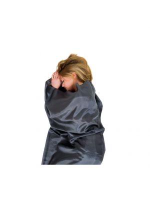 LIFEVENTURE Wkładka do śpiwora SILK SLEEPING BAG LINER mumia