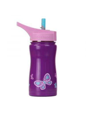 ECOVESSEL Kubek dla dzieci FROST KIDS Butterfly