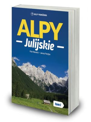 WSP Przewodnik ALPY JULIJSKIE t. I