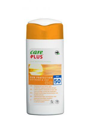 CARE PLUS Lotion SUN PROTECTION OUTDOOR & SEA SPF 50