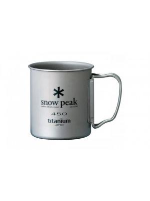 SNOW PEAK Kubek TITANIUM SINGLE MUG 450 ml