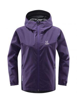 HAGLOFS Kurtka damska BETULA GTX JACKET WOMEN purple rain