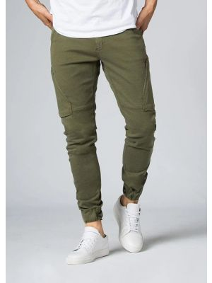 DUER Spodnie męskie LIVE FREE ADVENTURE PANT loden green