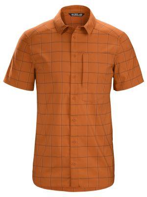 ARCTERYX Koszula z krótkim rękawem męska RIEL SS