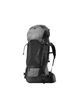 FJORD NANSEN Plecak HIMIL 70+10 SOLID black/graphite
