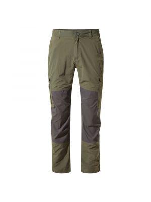 CRAGHOPPERS Spodnie męskie NOSILIFE PRO ADVENTURE TROUSERS mid khaki