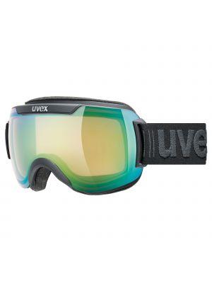 UVEX Gogle DOWNHILL 2000 V green