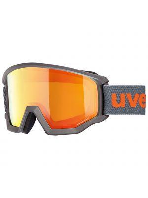 UVEX Gogle ATHLETIC FM orange