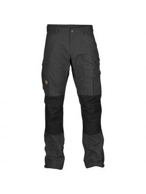 FJALLRAVEN Spodnie męskie VIDDA PRO TROUSERS REGULAR dark grey