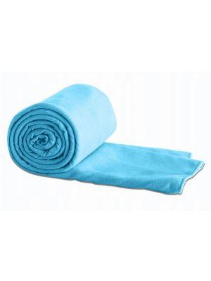 360 DEGREES Ręcznik szybkoschnący COMPACT MICROFIBRE TOWEL blue