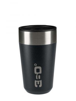 360 DEGREES Kubek termiczny TRAVEL MUG 475 ml black