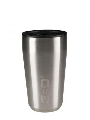 360 DEGREES Kubek termiczny TRAVEL MUG 475 ml silver