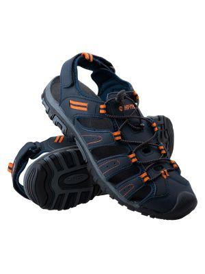 HI-TEC Sandały męskie TIORE navy dark grey orange
