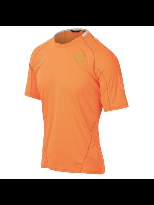 KARPOS Koszulka męska SWIFT JERSEY orange fluo white
