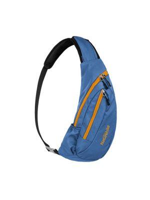 NATUREHIKE Plecak na ramię CHEST BAG blue