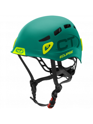 CLIMBING TECHNOLOGY Kask wspinaczkowy ECLIPSE green/lime