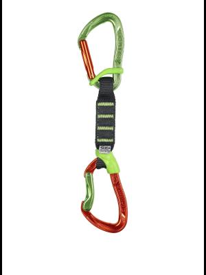 Climbing Technology Ekspres NIMBLE FIXBAR SET NY PRO ora/grn 12cm