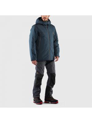 FJALLRAVEN Kurtka męska BERGTAGEN INSULATION JACKET mountain blue