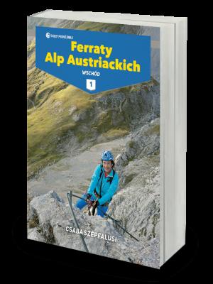 WSP Przewodnik FERRATY ALP AUSTRIACKICH t. 1 Wschód