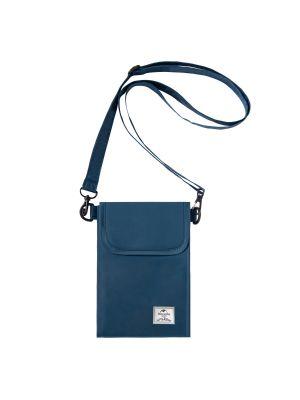 NATUREHIKE Etui na paszport RFID BLOCKING TRAVEL PASSPORT HOLDER BAG blue