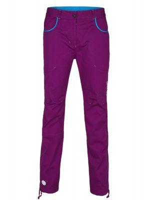 MILO Spodnie wspinaczkowe damskie JESEL LADY dark violet