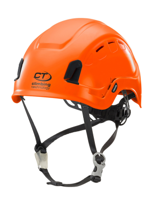 Climbing Technology Kask wspinaczkowy ARIES AIR orange