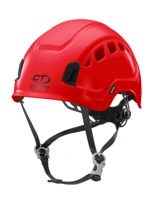 Climbing Technology Kask wspinaczkowy ARIES TREE red