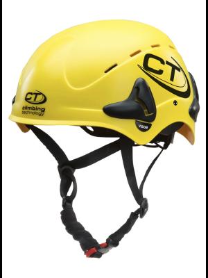 Climbing Technology Kask roboczy WORK SHELL yellow