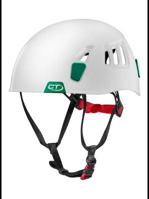 Climbing Technology Kask wspinaczkowy MOON white/green