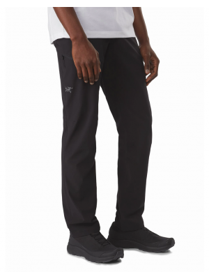 ARCTERYX Spodnie męskie LEFROY PANT TALL black
